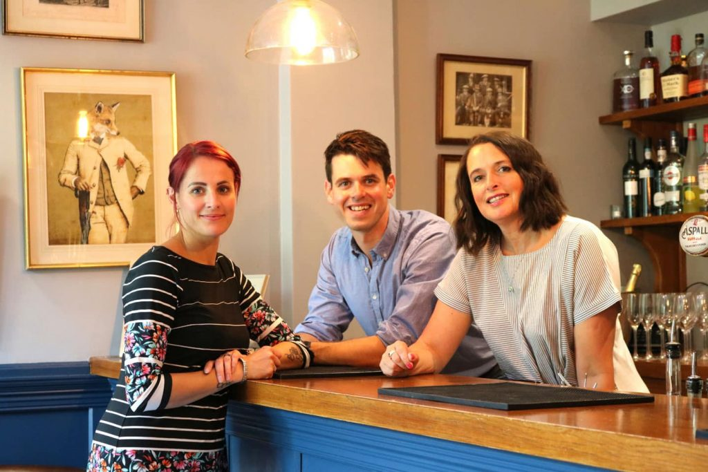 New Bar Restaurant The Three Eagles Set to Become One of the Region's Premier Establishments
